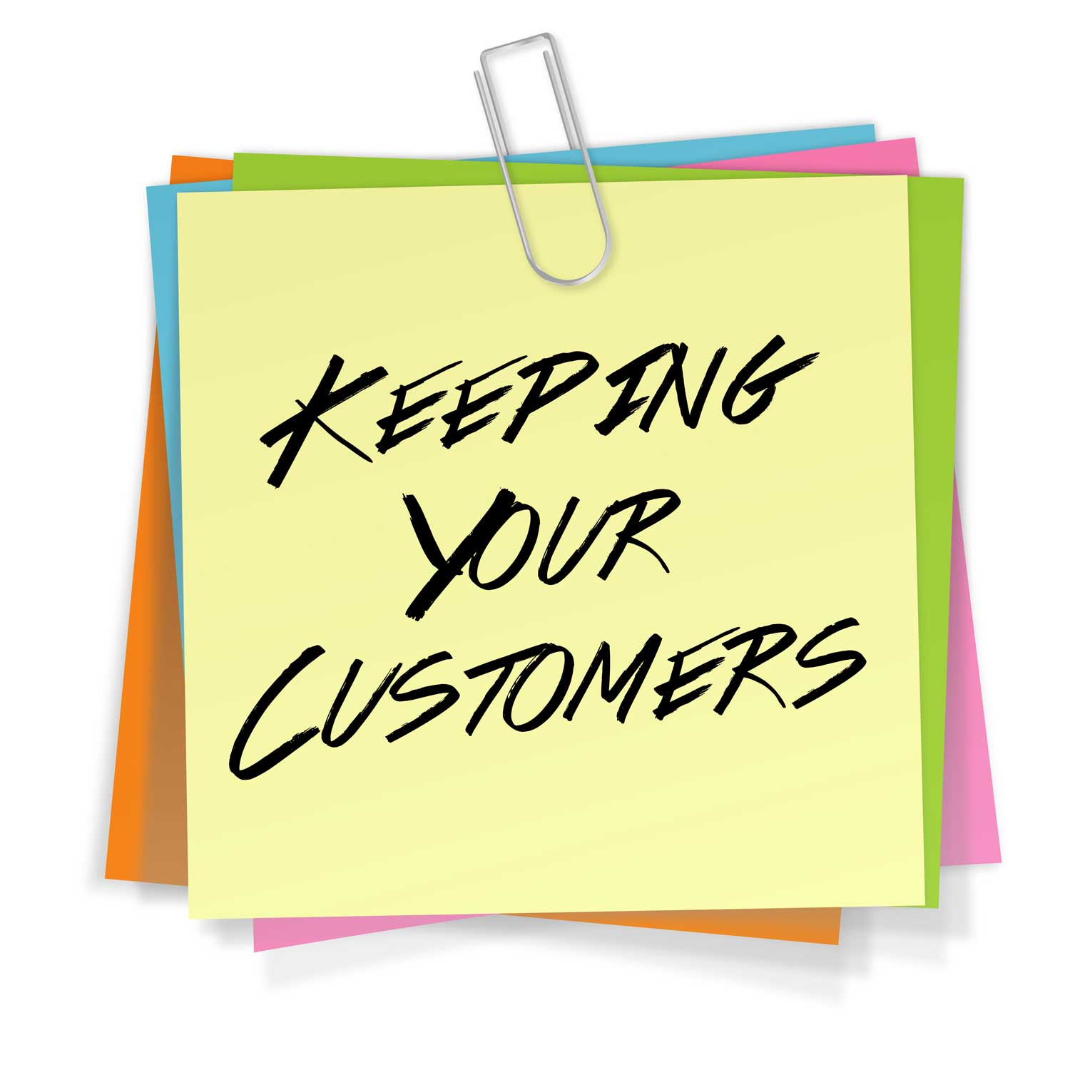 Keeping Your Customers
